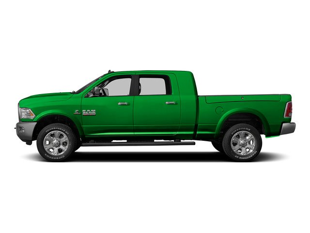 Hills Green 2015 Ram Truck 3500 Pictures 3500 Mega Cab SLT 2WD photos side view