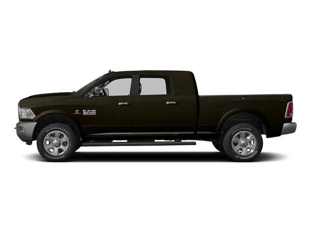 Dark Brown 2015 Ram Truck 3500 Pictures 3500 Mega Cab SLT 2WD photos side view