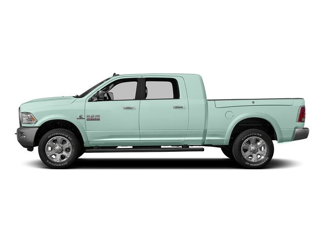 Robin Egg Blue 2015 Ram Truck 3500 Pictures 3500 Mega Cab SLT 4WD photos side view