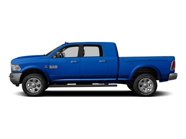 Holland Blue 2015 Ram Truck 3500 Pictures 3500 Mega Cab SLT 4WD photos side view