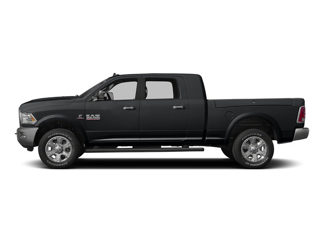 Granite Crystal Metallic Clearcoat 2015 Ram Truck 3500 Pictures 3500 Mega Cab SLT 4WD photos side view