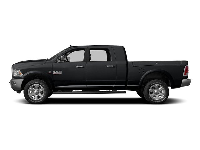 Granite Crystal Metallic Clearcoat 2015 Ram Truck 3500 Pictures 3500 Mega Cab Longhorn 4WD photos side view