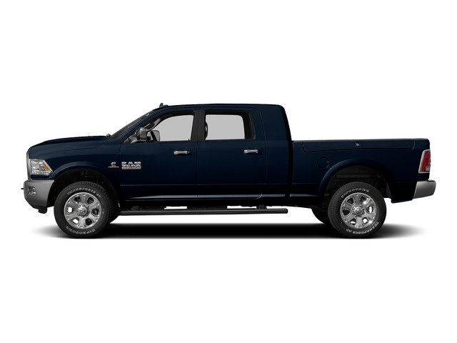 True Blue Pearlcoat 2015 Ram Truck 3500 Pictures 3500 Mega Cab Limited 4WD photos side view