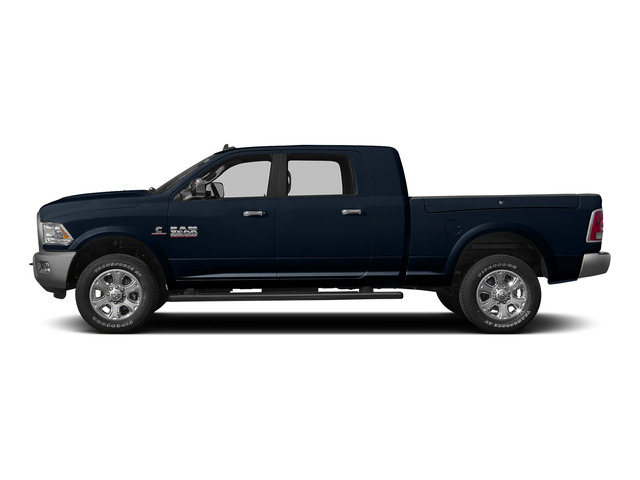 True Blue Pearlcoat 2015 Ram Truck 3500 Pictures 3500 Mega Cab Longhorn 4WD photos side view