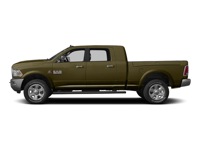 Prairie Pearlcoat 2015 Ram Truck 3500 Pictures 3500 Mega Cab SLT 2WD photos side view