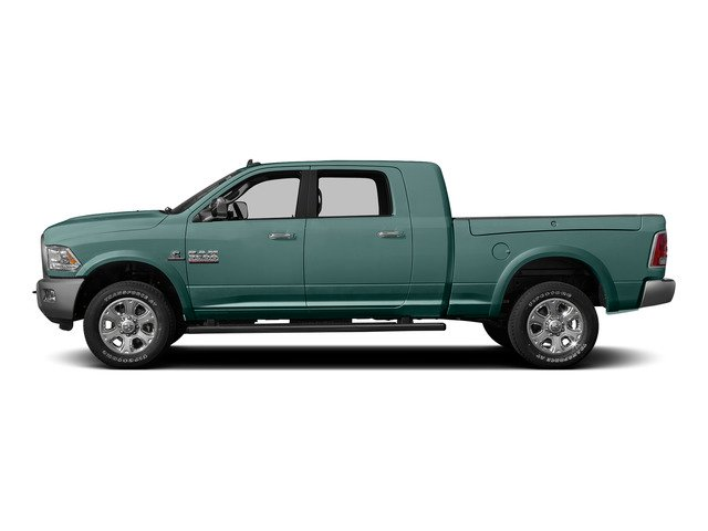Light Green 2015 Ram Truck 3500 Pictures 3500 Mega Cab SLT 2WD photos side view