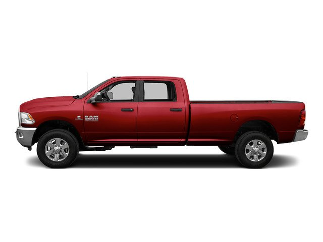 Agriculture Red 2015 Ram Truck 3500 Pictures 3500 Crew Cab SLT 2WD photos side view