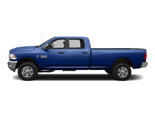 Blue Streak Pearlcoat 2015 Ram Truck 3500 Pictures 3500 Crew Cab SLT 2WD photos side view