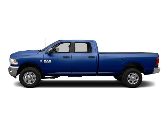 Blue Streak Pearlcoat 2015 Ram Truck 3500 Pictures 3500 Crew Cab Laramie 4WD photos side view
