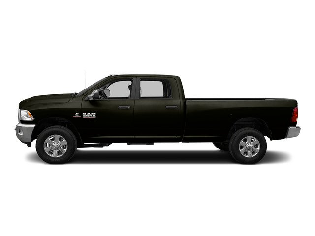 Black Gold Pearlcoat 2015 Ram Truck 3500 Pictures 3500 Crew Cab Laramie 4WD photos side view