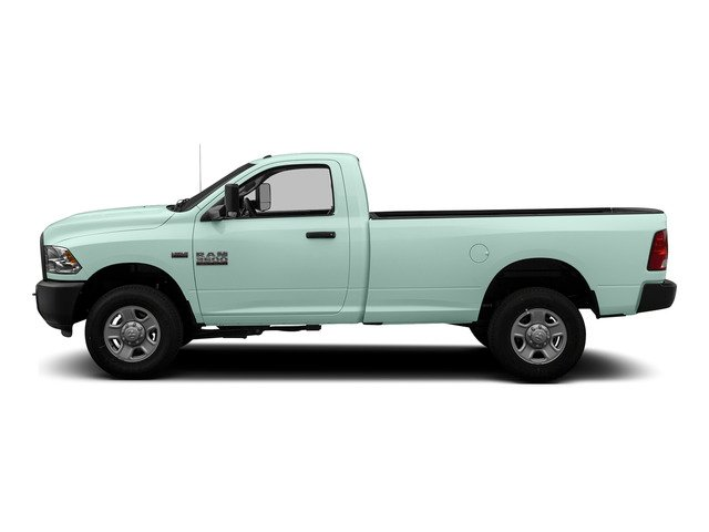 Robin Egg Blue 2015 Ram Truck 3500 Pictures 3500 Regular Cab Tradesman 2WD photos side view