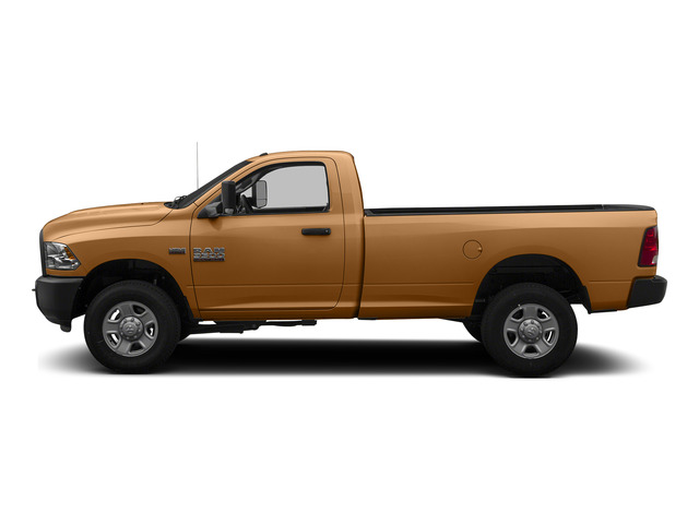 Power Tan 2015 Ram Truck 3500 Pictures 3500 Regular Cab Tradesman 2WD photos side view