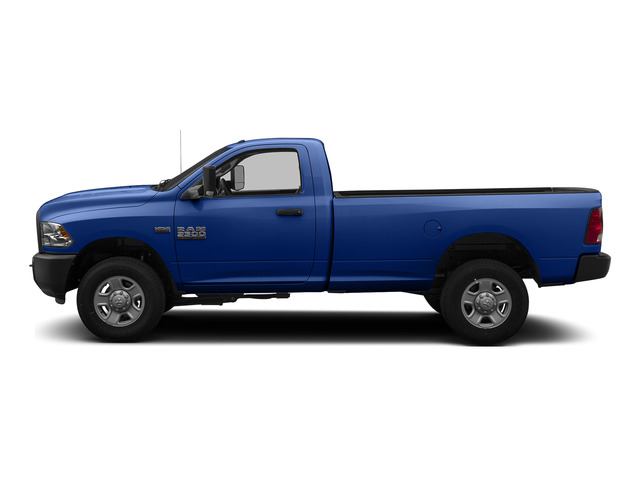 Blue Streak Pearlcoat 2015 Ram Truck 3500 Pictures 3500 Regular Cab Tradesman 2WD photos side view