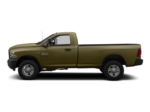 Prairie Pearlcoat 2015 Ram Truck 3500 Pictures 3500 Regular Cab Tradesman 2WD photos side view