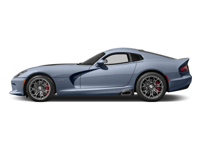 Ceramic Blue Clearcoat 2015 Dodge Viper Pictures Viper 2 Door Coupe photos side view
