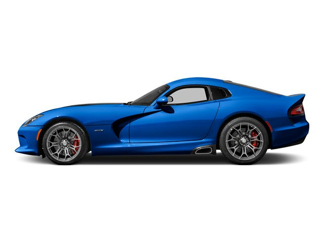 Competition Blue Pearl Coat 2015 Dodge Viper Pictures Viper 2 Door Coupe photos side view
