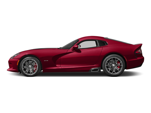 Adrenaline Red 2015 Dodge Viper Pictures Viper 2 Door Coupe photos side view