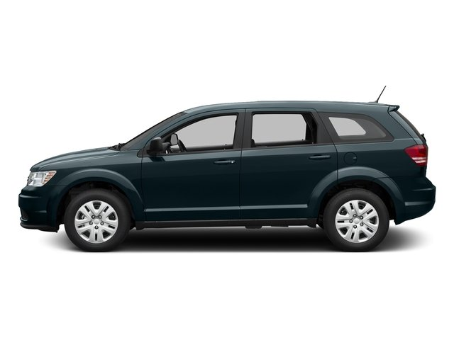 Fathom Blue Pearlcoat 2015 Dodge Journey Pictures Journey Utility 4D SE 2WD photos side view
