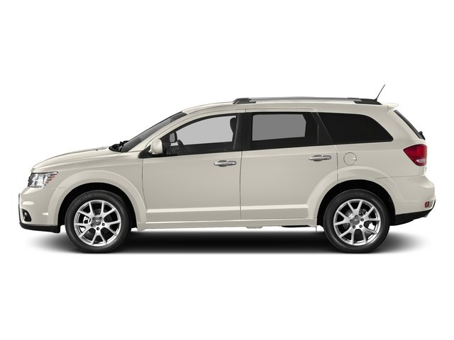 Pearl White Tri-Coat 2015 Dodge Journey Pictures Journey Utility 4D R/T 2WD photos side view