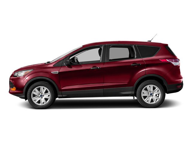 Ruby Red Metallic Tinted Clearcoat 2015 Ford Escape Pictures Escape Utility 4D SE 4WD photos side view