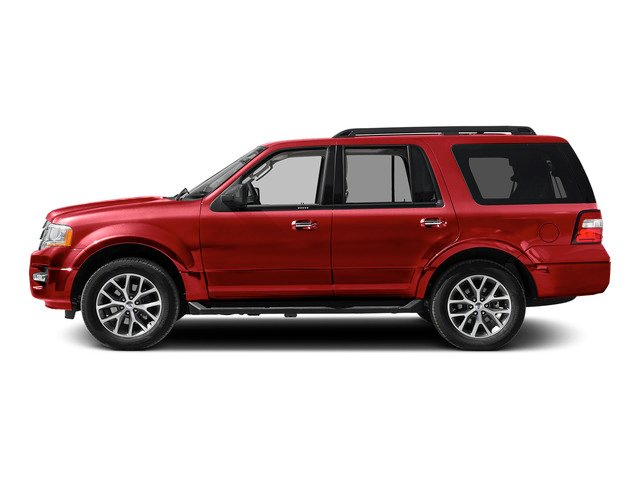 Vermillion Red 2015 Ford Expedition Pictures Expedition Utility 4D XL 2WD photos side view