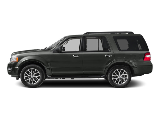 Magnetic Metallic 2015 Ford Expedition Pictures Expedition Utility 4D XL 2WD photos side view