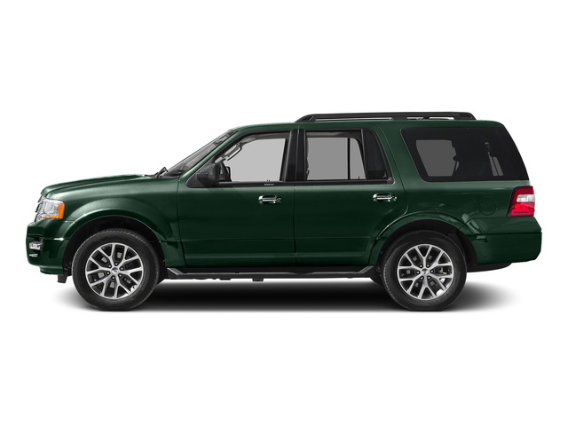 Green Gem Metallic 2015 Ford Expedition Pictures Expedition Utility 4D XL 2WD photos side view