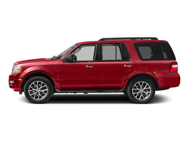 Ruby Red Metallic Tinted Clearcoat 2015 Ford Expedition Pictures Expedition Utility 4D XL 2WD photos side view