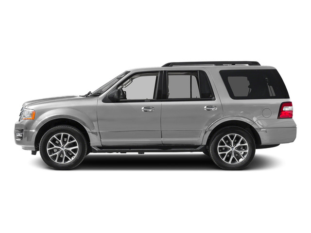 Ingot Silver Metallic 2015 Ford Expedition Pictures Expedition Utility 4D XL 2WD photos side view