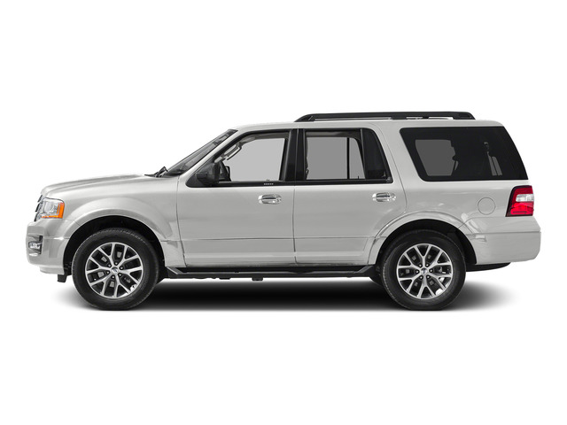 Oxford White 2015 Ford Expedition Pictures Expedition Utility 4D XL 2WD photos side view