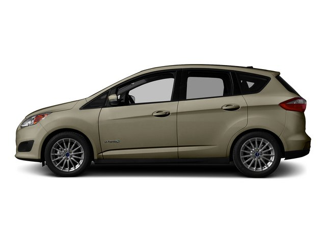 Tectonic 2015 Ford C-Max Hybrid Pictures C-Max Hybrid Hatchback 5D SEL I4 Hybrid photos side view
