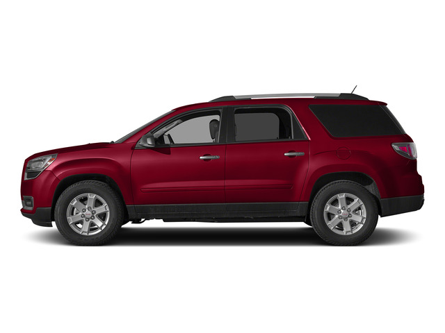 Crimson Red Tintcoat 2015 GMC Acadia Pictures Acadia Utility 4D SLT AWD photos side view