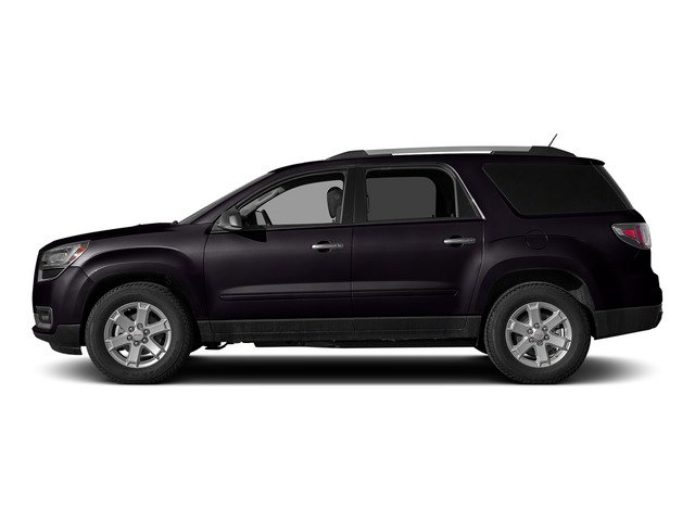 Midnight Amethyst Metallic 2015 GMC Acadia Pictures Acadia Utility 4D SLT AWD photos side view