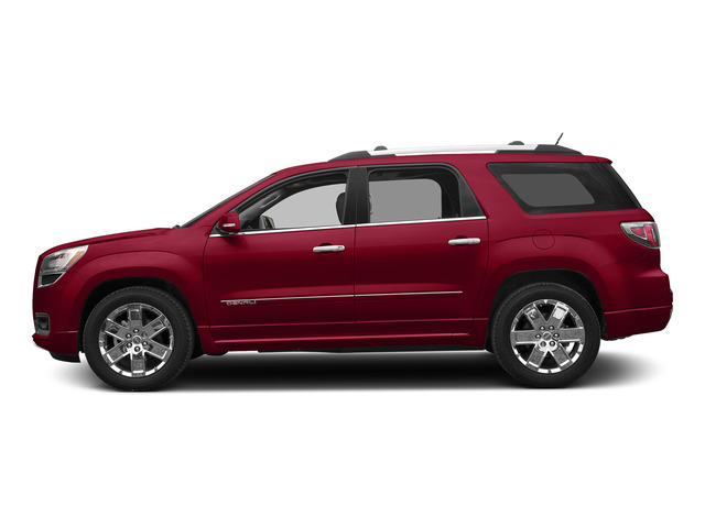 Crimson Red Tintcoat 2015 GMC Acadia Pictures Acadia Utility 4D Denali 2WD photos side view