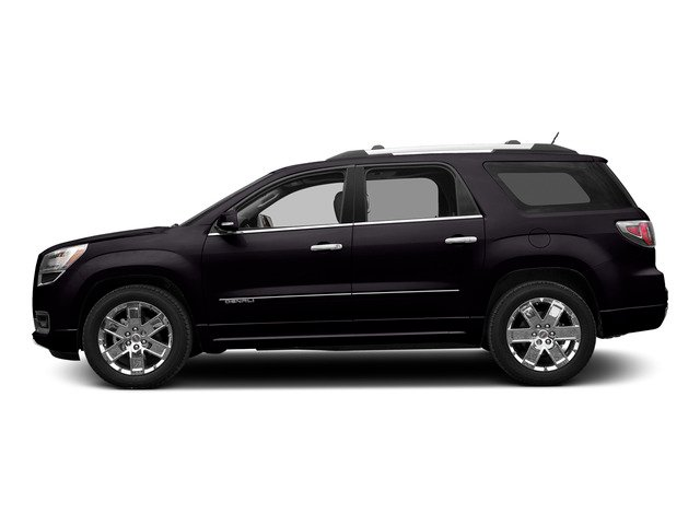 Midnight Amethyst Metallic 2015 GMC Acadia Pictures Acadia Utility 4D Denali 2WD photos side view