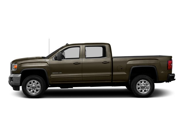 Bronze Alloy Metallic 2015 GMC Sierra 2500HD Pictures Sierra 2500HD Crew Cab Work Truck 4WD photos side view