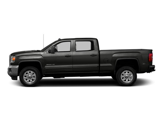 Iridium Metallic 2015 GMC Sierra 2500HD Pictures Sierra 2500HD Crew Cab Work Truck 4WD photos side view