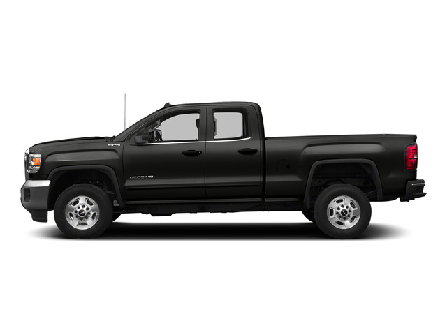Iridium Metallic 2015 GMC Sierra 2500HD Pictures Sierra 2500HD Extended Cab SLT 4WD photos side view
