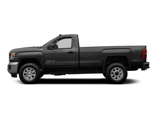 Iridium Metallic 2015 GMC Sierra 2500HD Pictures Sierra 2500HD Regular Cab SLE 4WD photos side view