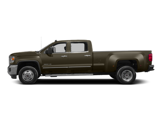 Bronze Alloy Metallic 2015 GMC Sierra 3500HD Pictures Sierra 3500HD Crew Cab Work Truck 2WD photos side view