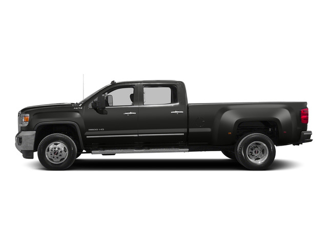Iridium Metallic 2015 GMC Sierra 3500HD Pictures Sierra 3500HD Crew Cab Denali 2WD photos side view