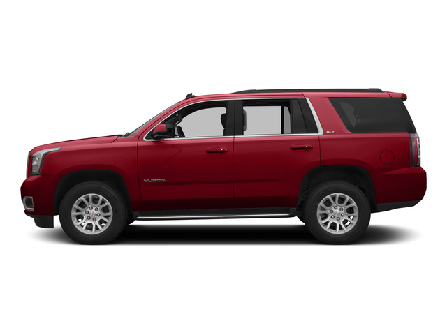 Crystal Red Tintcoat 2015 GMC Yukon Pictures Yukon Utility 4D SLE 2WD photos side view