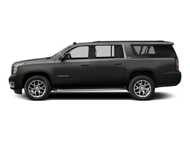 Light Steel Gray Metallic 2015 GMC Yukon XL Pictures Yukon XL Utility 4D Denali 4WD photos side view