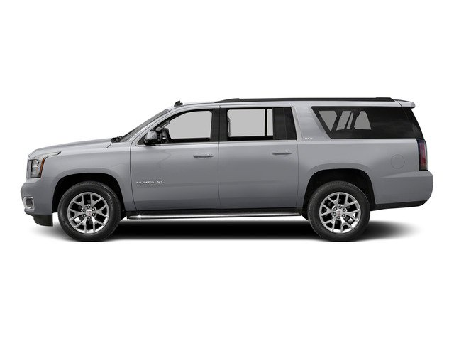 Quicksilver Metallic 2015 GMC Yukon XL Pictures Yukon XL Utility 4D Denali 4WD photos side view