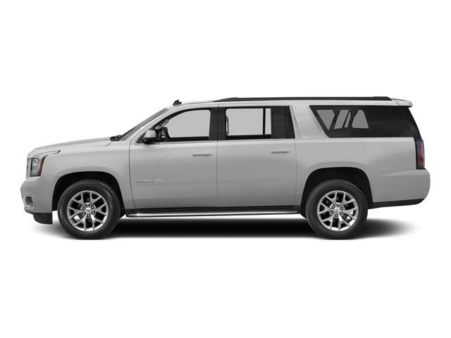 Summit White 2015 GMC Yukon XL Pictures Yukon XL Utility 4D Denali 4WD photos side view