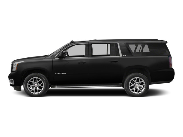 Onyx Black 2015 GMC Yukon XL Pictures Yukon XL Utility 4D Denali 4WD photos side view