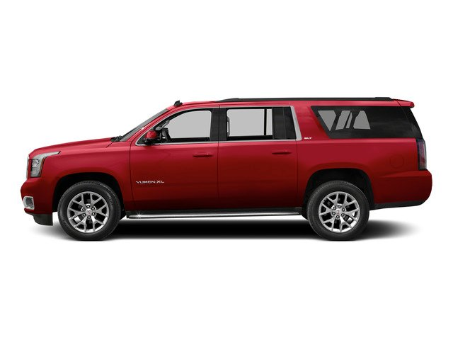 Crystal Red Tintcoat 2015 GMC Yukon XL Pictures Yukon XL Utility 4D Denali 4WD photos side view