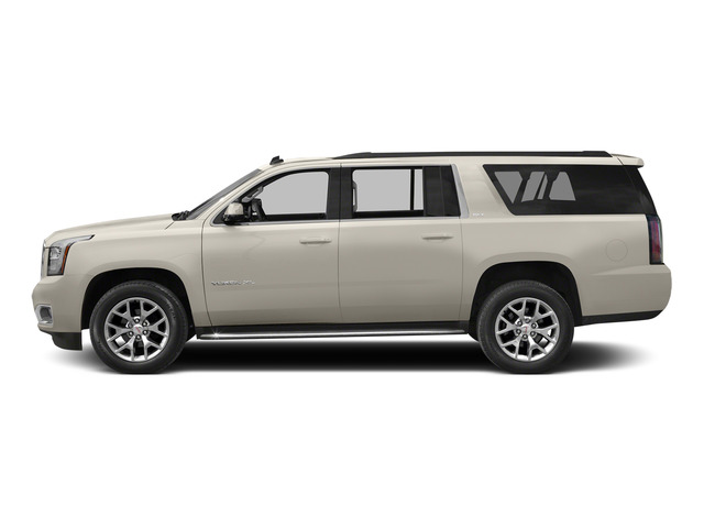 White Diamond Tricoat 2015 GMC Yukon XL Pictures Yukon XL Utility 4D Denali 4WD photos side view