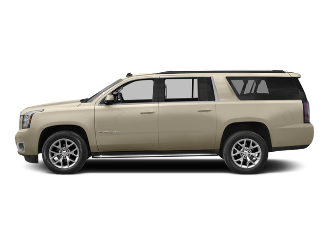 Champagne Silver Metallic 2015 GMC Yukon XL Pictures Yukon XL Utility 4D Denali 4WD photos side view