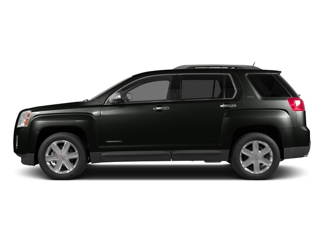 Carbon Black Metallic 2015 GMC Terrain Pictures Terrain Utility 4D SLT AWD photos side view